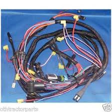 ford wiring harness diesel tractor wire image is loading ford 2600 3600 3900 4100 4600 wiring harness