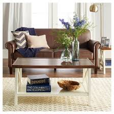 Larkspur Coffee Table   Off White Design Inspirations
