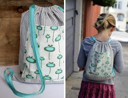 7 kid s drawstring backpack