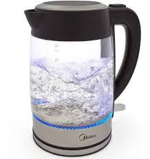 Купить <b>Чайник электрический MIDEA</b> МК-8002, черный в ...