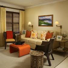 Orange And Brown Living Room Accessories Burnt Orange Living Room Accessories Living Room Design Ideas