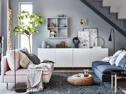 Pictures modern living room furniture Decor Ikea BestÅ Closed Storage Cabinet System And New Vassviken Honeycomb Doors Work Together To Create Pinterest Living Room Furniture Ideas Ikea Ireland Dublin