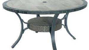 round stone top patio tables furniture and unique home sets