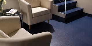 raised design rubber tile