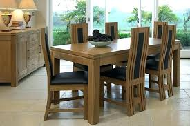 glass table with 6 chairs table and 6 chairs extending dining table right to have it