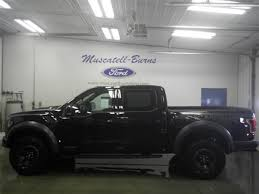 New 2018 Ford F-150 Truck Raptor Black for Sale in Hawley MN | Stock ...
