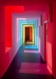 Cool dorm lighting Decorating This Would Make Cool Dorm Corridor Home Design Ideas This Would Make Cool Dorm Corridor Future House Pinterest