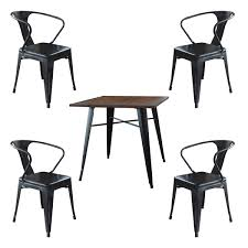 Kitchen Table Sets Under 300 Buffalo Tools Amerihome 5 Piece Dining Set Wayfair