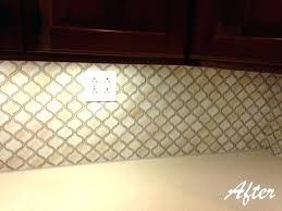 attractive lantern tile white arabesque kitchen subway x home depot mosaic backsplash awesome