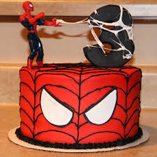 Spiderman Birthday Cake Images Best Cakes Ideas And Designs