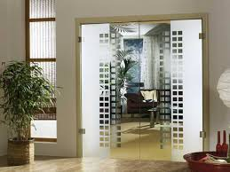 Gorgeous Glass Door Partition Designs Fantastic Solid Glass Doors