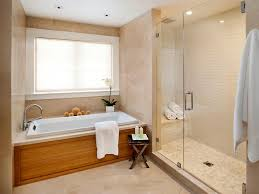 Low Budget Bathroom Remodel Neutral Theme For Bathroom Remodel Ideas With Brown Wood Bathub