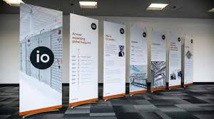 Corporate Display Stands