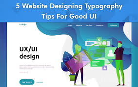 The Design Company Mumbai 5 Website Designing Typography Tips For Good Ui