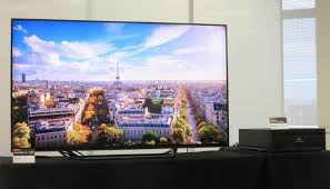 Sharp Announces AQUOS LC70X500 70Inch 8K TV These TVs