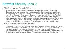72 network security jobs 2 chief information security officer network security officer
