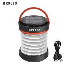 <b>BRILEX</b> Solar Walking Lamp Walk Camping <b>Lantern</b> Rechargeable ...
