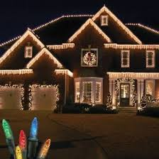 outdoor holiday lighting ideas. Fine Outdoor Top 23 Outdoor Christmas Lighting Ideas Illuminate The Holiday Spirit   Idees And Solutions H
