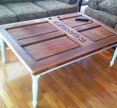 best diy wooden coffee table wood type