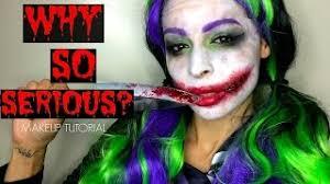 joker makeup tutorial you your u youtub youtubr female joker makeup tutorial sfx 2 years ago