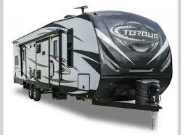 heartland torque xlt toy hauler travel trailer