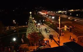 Lighting Napa Photos Napa Christmas Tree Lighting Festivities Through The