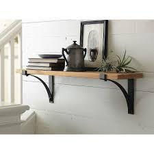 Threshold Floating Shelves