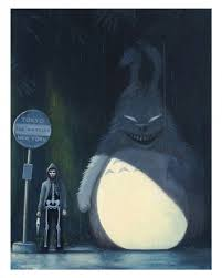 donnie darko my neighbor totoro by ruel pascual the film fatale donnie darko my neighbor totoro by ruel pascual