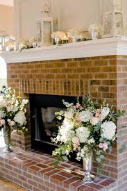 Small Picture Best 25 Wedding fireplace decorations ideas on Pinterest
