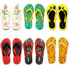 Slippers & <b>Flip Flops For Womens</b> - Buy Ladies Slippers, Chappals ...