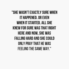 Quotes About Falling In Love Unique 48 Best Love Quotes About Falling In Love Speak To Me Pinterest