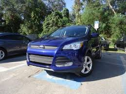 2016 ford escape blue. 2016 ford escape se eco boost leather htd seats blue