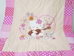 Hello Kitty quilt blanket personalized baby blankets & ð???zoom Adamdwight.com