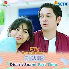 Select the following files that you wish to download or play stream, if you do not find them, please search only for artist, song, video title. Dicari Suami Part Time Ftv Sctv Update 2020 Ost Nama Pemain Suami Penyanyi Film