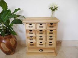 Image Is Loading UnfinishedCabinetmultidrawerchest13drawersassembled Unfinished Cabinet Drawers T23