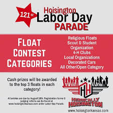 Hoiscofc 2017 Labor Day Parade