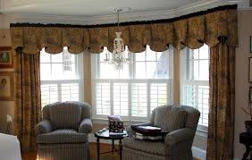 Living Room Bay Window Curtains For Bay Windows Living Room Home Interiors Unique