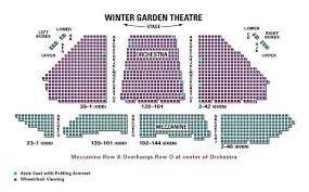 14 Skillful Winter Garden Theatre Nyc
