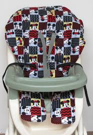 graco high chair cover pad replacement minnie mouse mickey mouse disney