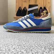 Adidas Sl 72 Vintage In The Original Colorway Depop