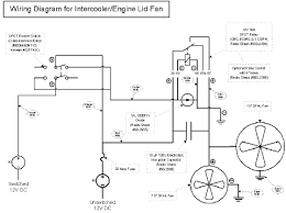 1068 co schematic spal fans all about repair and wiring collections co schematic spal fans installing spal ic fan page 1 spal fans wiring diagram