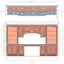 office cabinets design. Office Cabinets Dimensions Layouts Design Home Kitchen Plans Drawings Parts List To Build Cabinet