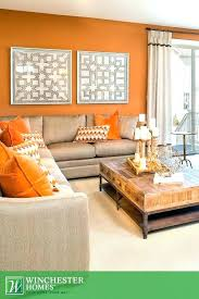 orange living room rugs burnt orange living room and brown unique rugs ideas walls orange and