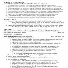 resume  qualification resume sample  moresume coresume  resume resume examples with summary of qualifications and technical skills  qualification resume sample