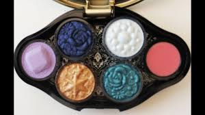 anna sui custom palette eye face colors review demo