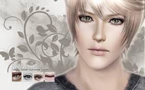 Sims 3 Male Eye Makeup | Saubhaya Makeup