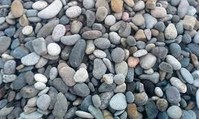 8 landscape rock and gravel types for a