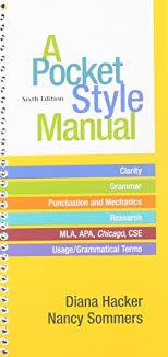 Patterns For College Writing Pdf Unique Download Patterns For College Writing 48e Pocket Style Manual 48e