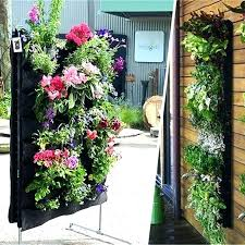 outdoor wall planters hanging outdoor wall planters uk