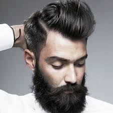 Amazing Hair Style For Men stylish mens hairstyle with beard 2016 hairzstyle 7898 by stevesalt.us